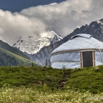 Tour in Kyrgyzstan for 13 days