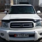 Miete des Geländewagens Toyota Seqouia №6 in Kirgisistan