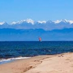 The beauty of summer Issyk-Kul 2020