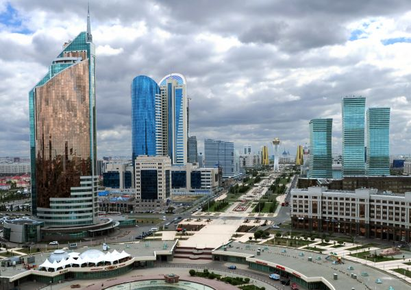 Tour to Nur-Sultan