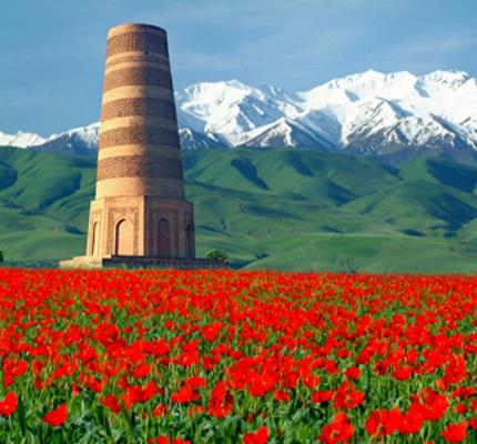 Немного о Кыргызстане