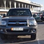 Miete des Geländewagens Toyota Sequoia №2 in Kirgisistan