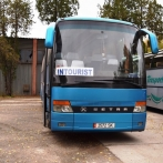 Rent a bus Setra 315 (49 places) blue