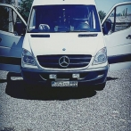 Order a Minibus Mercedes Bens Sprinter