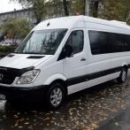 Предлагаем услуги аренды комфортабельного микроавтобуса Mercedes Sprinter