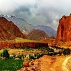 自驾吉普旅游前往吉尔吉斯斯坦