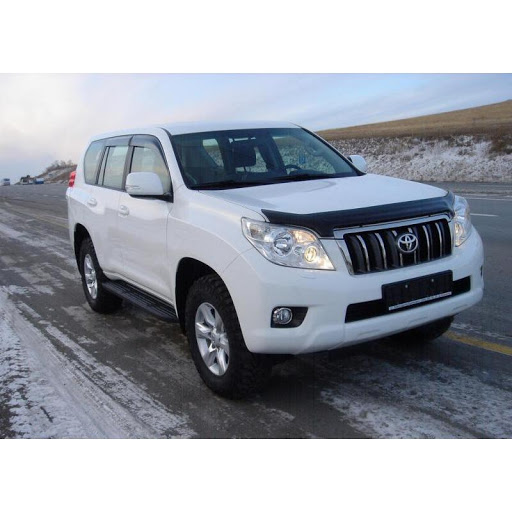 Hire a car Toyota Land Cruiser 150 4X4 in Kyrgyzstan №5