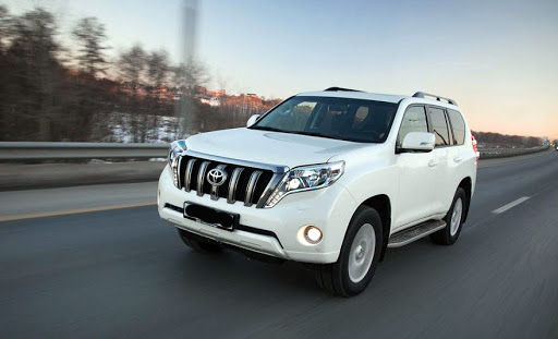 Rental Toyota Land Cruiser 150 4X4 in Kyrgyzstan №4