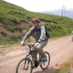 骑自行车旅行
