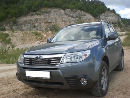 Rent a car Subaru Forester 4wd
