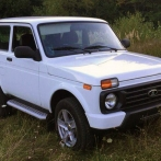 Rent a car Lada Niva 4x4