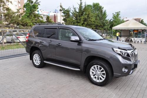 Rental Toyota Land Cruiser 150 №3