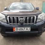 Rental Toyota Land Cruiser 150 4X4 in Kyrgyzstan №1