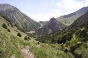 North Valley Sary Mogol 4 trekking kyrgyzstan