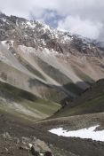 Trek to the base camp of Sary-Mogol 1 kyrgyzstan