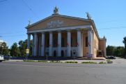 Kyrgyz Drama and Ballet Theater in Bishkek